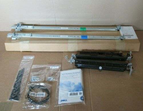 Dell M3149 1U Sliding Rapid Rail Rack Mount Kit For PowerEdge 850 1650 1750 R200